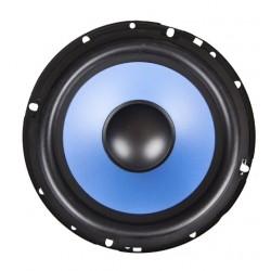 Колонки автомобильные 16см Kicx TL 6.2 50/100Вт, 75-20000Гц, 4Ом, 87дБ, коаксиальная АС