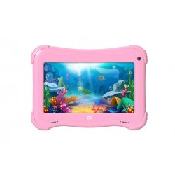 "Планшет Digma Optima Kids 7 Розовый 7""/1024*600/microSD/1Gb/16Gb/4*1.2ГГц/And8.1/2500мАч"