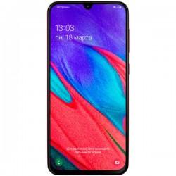 """Смартфон Samsung GalaxyA40 64GB SM-A405F Red 2sim/5.9""""/2340*1080/8х1.8ГГц/4Gb/64Gb/mSD/16Мп/Bt/And9/3100mAh"""