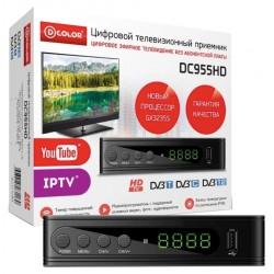 Ресивер DVB-T2 D-Color DC955HD