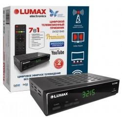 Цифровая приставка DVB-T2 Lumax DV3215HD