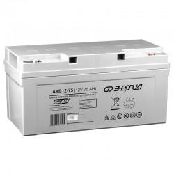 Аккумулятор Энергия 12-75 (12V, 75Ah)
