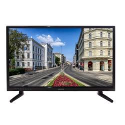 "Телевизор Harper 24R470T (23.5""/1366x768/HDMI,USB/DVB-T2,T,C/-/-/-/Черный HD Ready)"