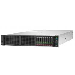 Proliant DL180 Gen10 Silver 4110 Rack(2U)/Xeon8C 2.1GHz(11MB)/1x16GbR1D_2666/S100i(ZM/RAID 0/1/10/5)/noHDD(8up)LFF/noDVD/iLOstd/4HPFans/2x1GbEth/EasyRK/1x500w(2up)