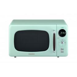 Микроволновая печь DAEWOOKOR-669RM Turquoise (800Вт,20л,электр-е упр.)