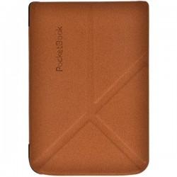 Обложка для PocketBook 616/627/632 коричневая (PBC-627-BRST-RU)