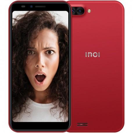 "Смартфон INOI 5i Lite Red 2sim/5.5""/1440*720/4*1.2ГГц/1Gb/8Gb/mSD/8Мп/Bt/WiFi/-/And8.0/2850мАч"