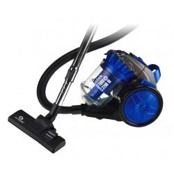 Пылесос Eurostek EVC-3001 Black/blue (2200Вт,мощ. вс. 400Вт,объем 2.5л,циклонный фильтр)