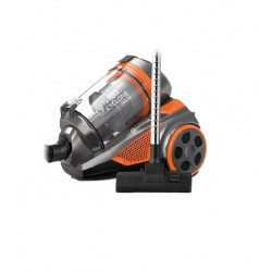 Пылесос Eurostek EVC-3010 Orange/grey (2400Вт,мощ. вс. 420Вт,объем 3л,циклонный фильтр)
