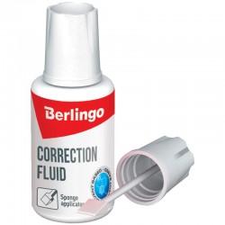 Корректирующая жидкость BERLINGO спиртовая (FKg 20012)