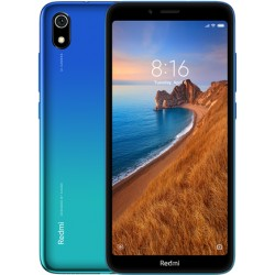 "Смартфон Xiaomi Redmi 7A 2/32Gb Gem Blue 2sim/5.45""/1440*720/8*1.8ГГц/2Gb/32Gb/mSD/13Мп/Bt/WiFi/GPS/And9/4000mAh"