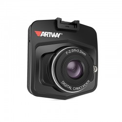 "Видеорегистратор Artway AV-510 1920*1080/120°/2.4""/microSD/CMOS/AVI/G-сенсор/-/-/HDMI/фун-я веб камеры"