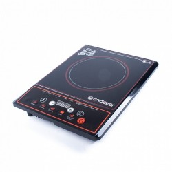Плита настольная Endever DP-40 Black 2400Вт, конфорок-1, упр. сенсор.