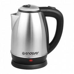 Чайник Endever KR-229S Silver (1800Вт,1.8л,металл,закрытая спираль)