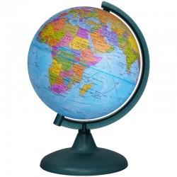 Глобус физический Глобусный мир, 21см, на круглой подставке 10022