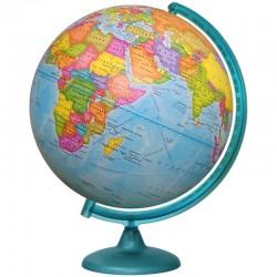 Глобус политический Глобусный мир, 42см, на круглой подставке 10323