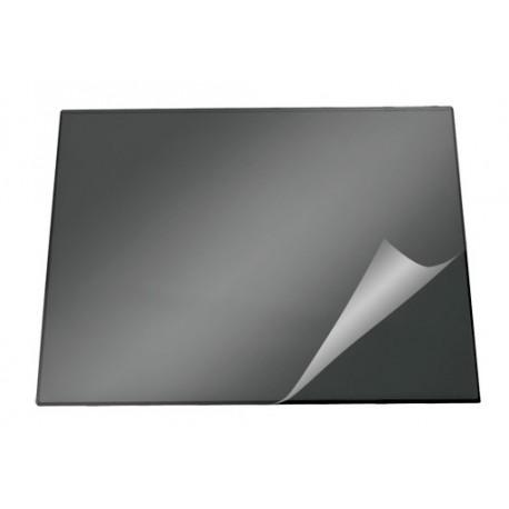 Покрытие на стол 52*65см. DURABLE 7203-01 прозр. лист. черный