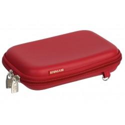 Внешний жесткий диск Чехол для внешнего HDD RIVACASE 9101 красный