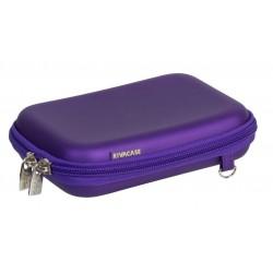 Внешний жесткий диск Чехол для внешнего HDD RIVACASE 9101 фиолетовый