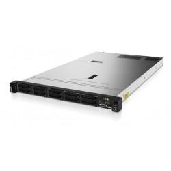 """Lenovo TCH ThinkSystem SR630 Rack 1U,1xXeon 4210 10C(2.2GHz/13.75MB/85W),1x32GB/2Rx4/2666MHz/1.2V RDIMM,noHDD 2.5""""(upto8/10),SR930-8i(2GBFlash),noDVD,noGBE,1x750Wps(upto2),XCCEnterprise"""