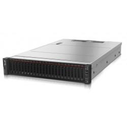 "Lenovo TCH ThinkSystem SR650 Rack 2U,1xXeon Silver 4210 10C (2.2GHz/13MB/85W),1x 16GB/2666MHz/2Rx8/1.2V RDIMM,noHDD 2,5""(upto8/24),SR930-8i(2GBFlash),noDVD,noGbE,1x750W p/s(upto 2),XCCEnterprise"