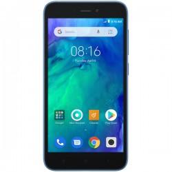 """Смартфон Xiaomi Redmi Go Blue 2sim/5""""/1280*720/4*1.4ГГц/1Gb/16Gb/mSD/8Мп/Bt/WiFi/GPS/And8.1/3000мАч"""