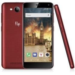 "Смартфон Fly Life Compact 4G Red 2sim/5""/480*960/4*1.3ГГц/1Gb/8Gb/mSD/8Мп/Bt/WiFi/GPS/And8.1/2100мAh"