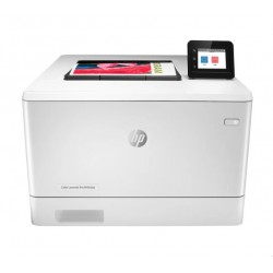Принтер HP Color LaserJet Pro M454dw Printer (A4,600x600dpi,27(27)ppm,ImageREt3600,512Mb,Duplex, 2trays 50+250,USB 2.0/GigEth/WiFi/Bluetooth/Easy-access USB port,AirPrint, PS3, 1y warr, 4Ctgs1200pages in box) W1Y45A#B19