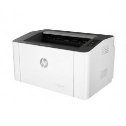 Принтер HP Laser 107a (A4,1200dpi,20ppm,64Mb,Duplex,USB 2.0 ,1tray 150, 1y warr,cartridge 500  pages in box, repl.SS271B)