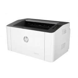 Принтер HP Laser 107w (A4,1200dpi,20ppm,64Mb,Duplex,USB 2.0/Wi-Fi,AirPrint,HP Smart,1tray 150, 1y warr, cartridge 500  pages in box, repl.SS272C)