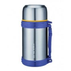 Термос Winner WR-8267 1.5л,нерж.сталь,широкое горло,доп.чашка,матовый корпус