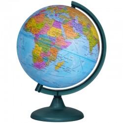 Глобус политический Глобусный мир, 25см, на круглой подставке 10161
