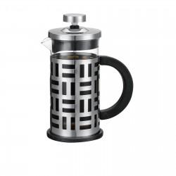 Заварник (чайник) Bekker BK-7665 600мл,нерж.сталь,пластик+жаропрочное стекло