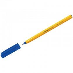 Ручка шариковая SCHNEIDER Tops 505F синяя, 0,8мм., оранжевый корпус (150503)