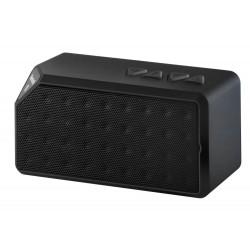 Портативная колонка Ginzzu GM-996B 3Вт, Bluetooth, TF/AUX/FM, питание от батарей/Черный