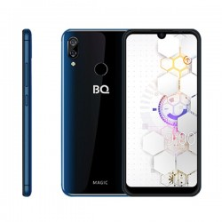 "Смартфон BQ BQ-6040L Magic Dark Blue 2sim/6.09""/1560*720/8*1.6ГГц/2Gb/32Gb/mSD/13+2Мп/Bt/WiFi/GPS/And9.0/4000mAh"