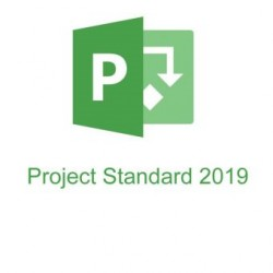 Project Standard 2019 32/64 Russian CEE Only EM DVD