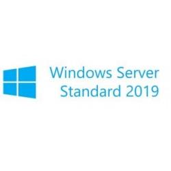 Windows Svr Std 2019 64Bit English 1pk DSP OEI DVD 16 Core