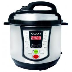 Мультиварка Galaxy GL 2651 Silver (900Вт,5л,8 программ)