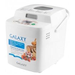 Хлебопечь Galaxy GL 2701 White (700Вт,вес выпечки 0.9кг,12 программ)