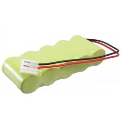 Батарея аккумуляторная Ni-MH 6в 2200мАч 5H-AA2200B