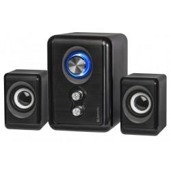 Актив.колонки 2.1 Defender V11 11Вт, питание от USB, пластик, Black