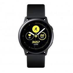 "Смарт-часы Samsung Galaxy Watch Active SM-R500 Black 1.11""/2*1.15ГГц/768Mb/4Gb/IP68/WR50/WiFi/Bt/GPS/NFC"