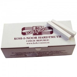 Мел школьный белый KOH-I-NOOR 100шт. (11150200000)