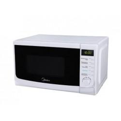 Микроволновая печь Midea AG820CWW-W White (800Вт,20л,электр-е упр.,гриль)