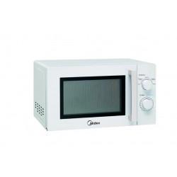 Микроволновая печь Midea MM720CY6-W White (700Вт,20л,механ-е упр.)
