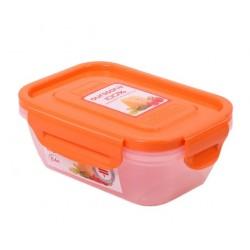 Контейнер Oursson CP0404S/OR 0,4л,пластиковый,герметичный,оранжевый
