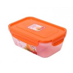 Контейнер Oursson CP1004S/OR 1л,пластиковый,герметичный,оранжевый