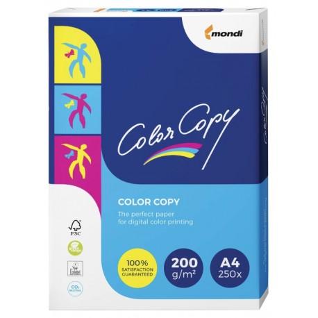 """Бумага A4 """"Color copy"""", 200гр/м., 250л., полноцв. печать"""