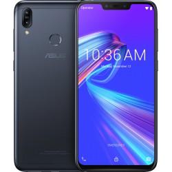 "Смартфон Asus ZenFone Max M2 ZB633KL 4/64GB Black 2sim/6.3""/1520*720/8*1.8ГГц/4Gb/64Gb/mSD/13Мп/Bt/WiFi/And8.0/4000mAh"